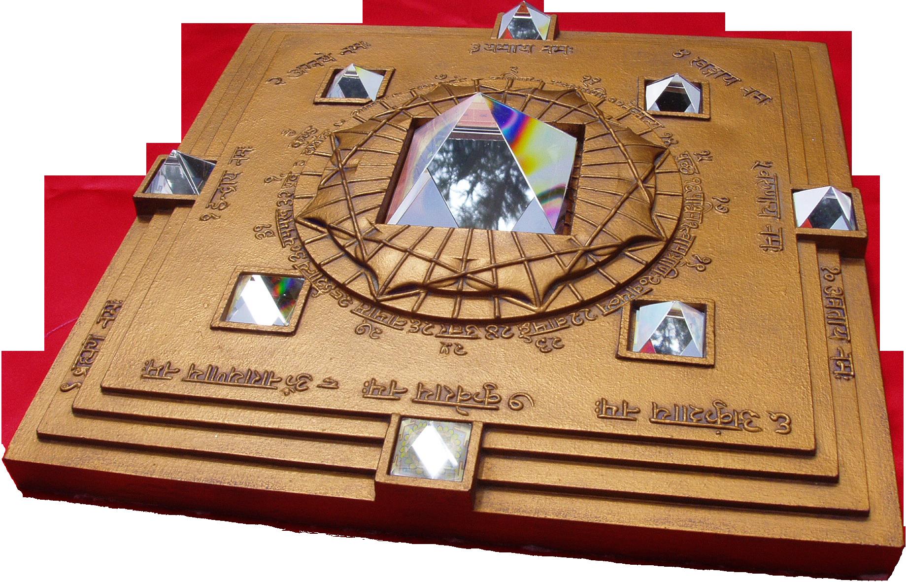 The Vastu Pyramid The Ultimate Space Harmoniser Vastu