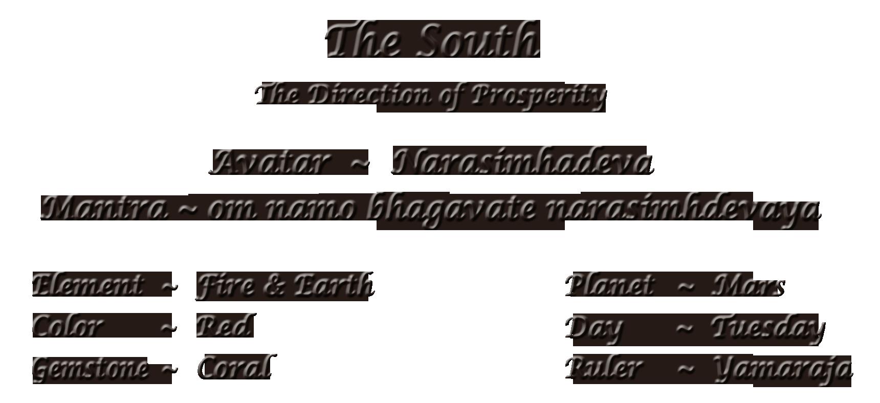 south (box)